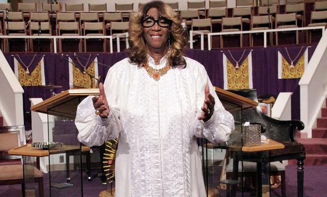Bendecido adiós a la Dra. Barbara Lewis King